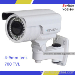 650TVL sensitivity CCD Sensor Camera Waterpoof Ir Camera