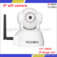 2.0 Megapixel H.264 Main Profile WIFI Indoor IP Camera