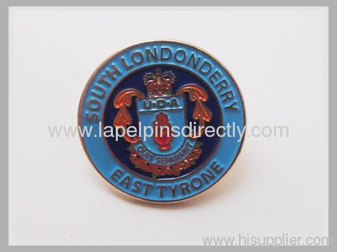 custom soft enamel pin
