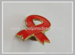 Awareness Ribbon lapel Pin