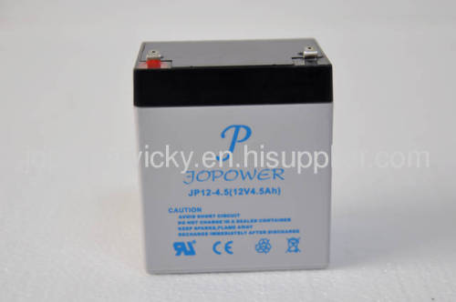 FIRE AND ALARM SYSTEM BATTERY