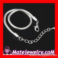 european Snake Chain Bracelet