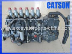 Komatsu 6D125 electronic control fuel pump assy