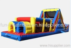 inflatable obstacle course/inflatable obstacle