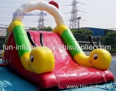 inflatable small slides/inflatable dry slides