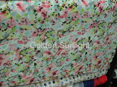 100% polyester chiffon fabric for dress, garment and home textile