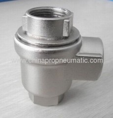 XQ quick exhaust valve pneumatic quick exhause valve