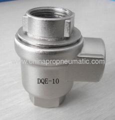 QE-10 Quick Exhaust Valve