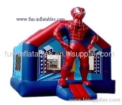inflatable spiderman bouncer/inflatable jumper
