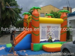 commercial inflatable jungle bouncer for rental/backyard use