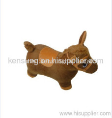 wholesale inflatable animals with cloth