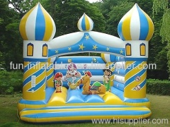 commercial inflatable air bouncer / jump bouncer/inflatable castle