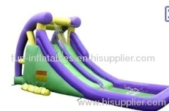 inflatable water slide/wet slides for kids