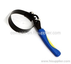 car Oil Filter Wrench; swivel oil filter wrench