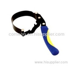 Oil Filter Wrench; Adjustable Oil Filter Wrench