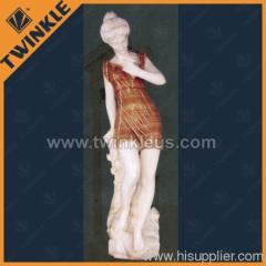 Four Season Female Marble Statue
