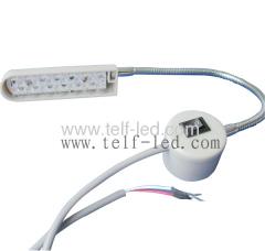 20PCS Sewing magnetic machine led light