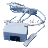 Double Needle led sewing machine light for Sewing Machine