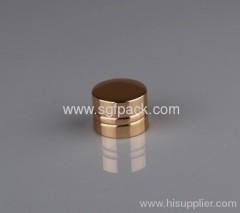 20/410 алюминиевой крышкой косметический контейнер винтовой крышкой золотой цвет внутренний п.п. шапка 2013 новые продукты