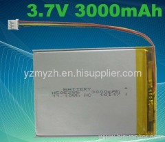 lipo battery rechargeable battery
