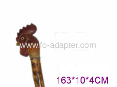 Animal Wooden Walking Stick