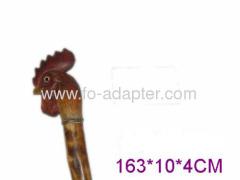 Animal Wooden Walking Stick