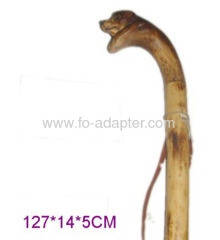 Family Collection Wooden Walking Stick