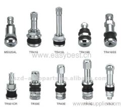 TR525 Motorcycle Tubeless Valves(Metal Tube Valve)