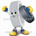 High performance--chinese tyre flap/pad/tire pad belt--Apply