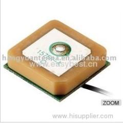 Antenne GPS 18 * 18mm pour utilisation interne pour voiture avec connecteur IPEX (fabricant)