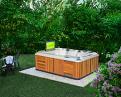 outdoor jacuzzi spas 6 person