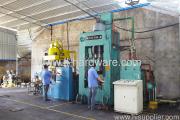 2 sets of hydraulic press