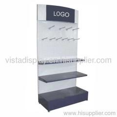 Tooling display rack,Floor display stand
