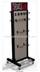 Metal display rack,store display stands