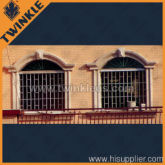exterior decorative window surround
