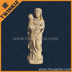 life-like freestanding adult statue