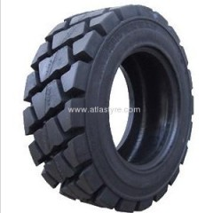 10-16.5 Skid-steer tyre SK-6 pattern 10PR/ L5 deep tread/ Heavy-duty load