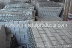 weled wire mesh blast wall