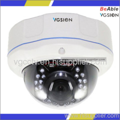 2.0 Megapixel Vandal proof Network Dome camera
