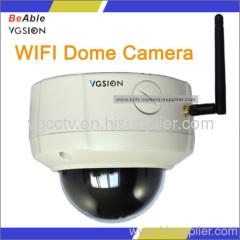2.0 Mega pixel Network WIFI Dome Camera