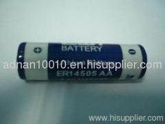 ER14505 3.6v 2400mAh Liso2 battery