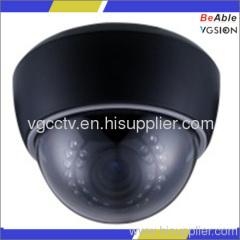 Plastic Color Dome Camera