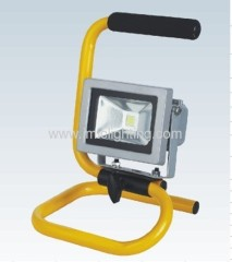 Aluminum 10W COB Portable LED Floodlight