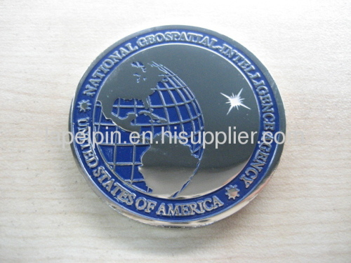 High Quality Chanllenge Coin Military Coin