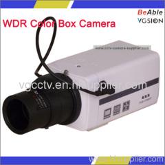 WDR Color Box Camera