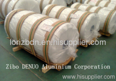 1235/8011 alloy Laminated Aluminium Foil in Jumbo Roll
