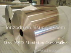Laminated Aluminium Foil in Jumbo Roll Approved by FDA
