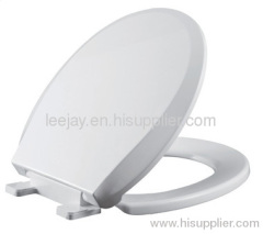 PP material soft close toilet seat cover