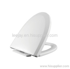 Quick releas soft close designer Toilet Seat Cover
