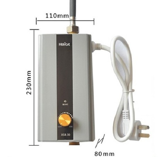 Tankless Water Heater For A Small Kitchen